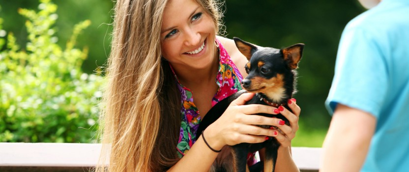 Tips for Socializing a Puppy with People