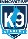 Innovative k9 Academy logo